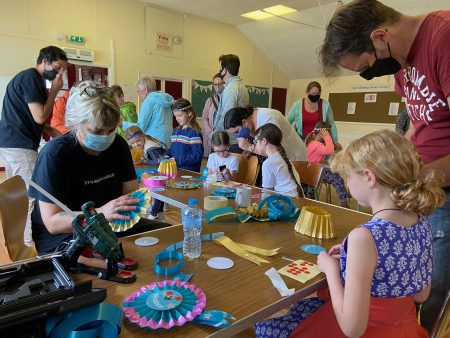 free craft event at otterpool park